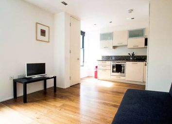 Thumbnail 1 bed flat to rent in Coronet Street, London