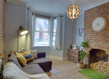 Thumbnail 2 bedroom terraced house for sale in Warner Street, Derby