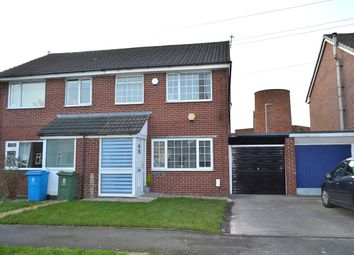 Thumbnail 3 bed semi-detached house for sale in Grampian Close, Chadderton, Oldham