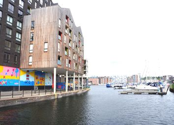 Thumbnail 1 bed flat to rent in Quayside, The Mill, Ipswich