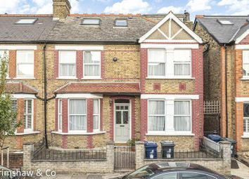 Thumbnail 5 bed property for sale in Kingsley Avenue, Ealing, London