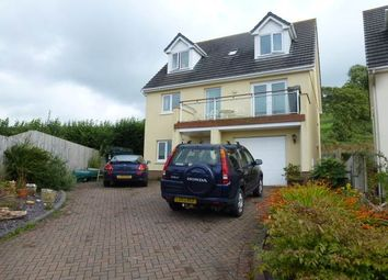 Thumbnail 5 bed detached house to rent in Parc Y Ffynnon, Ferryside, Carmarthenshire