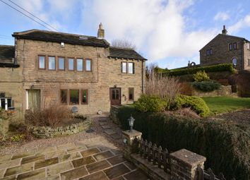 Thumbnail 4 bed cottage for sale in Barnside Lane, Hepworth, Holmfirth