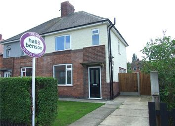 Thumbnail 3 bed semi-detached house for sale in Newlands Drive, Heanor