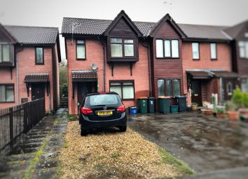 Thumbnail 2 bed end terrace house for sale in Tregwilym Walk, Rogerstone, Newport