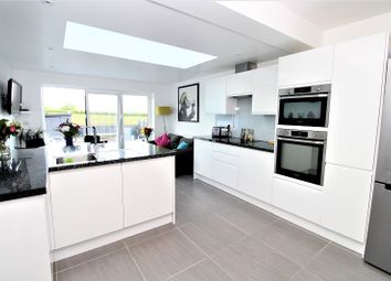 Thumbnail 3 bedroom terraced house for sale in Caterfield Lane, Oxted, Surrey.