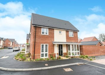 Thumbnail 3 bed semi-detached house for sale in The Coach Road, Basingstoke