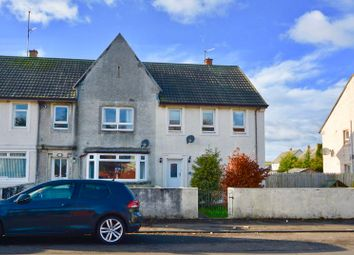 Thumbnail 3 bed end terrace house for sale in Barbieston Terrace, Dalrymple, Ayr
