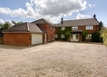 Thumbnail Detached house for sale in Cloanaig, Black Carr, Attleborough