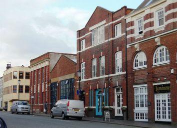 Thumbnail 1 bed flat to rent in Caroline Street, Birmingham, West Midlands