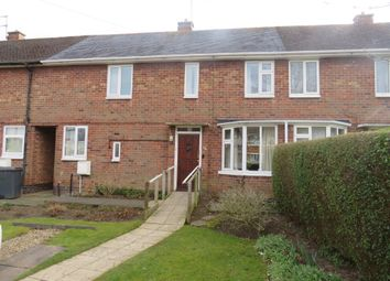 Thumbnail 3 bed town house for sale in Skampton Road, Evington, Leicester