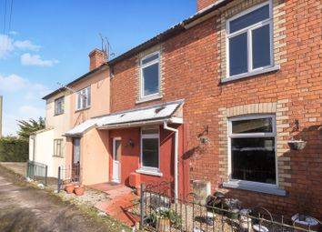Thumbnail 2 bed terraced house for sale in New Road, Swindon, Wiltshire