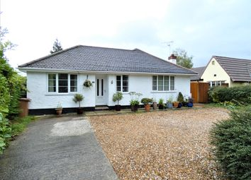 Thumbnail 4 bed detached bungalow for sale in Marfords Avenue, Bromborough, Wirral