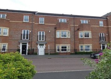Thumbnail 4 bed terraced house to rent in Featherstone Grove, Newcastle Great Park, Newcastle Upon Tyne
