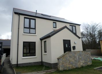 Thumbnail 4 bed detached house to rent in Duffryn Oaks Drive, Pencoed, Bridgend, Bridgend.