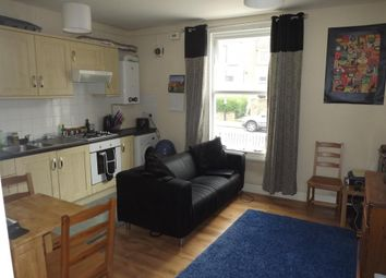 Thumbnail 1 bed flat to rent in Clapham Manor Street, London