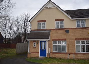 Thumbnail 3 bed semi-detached house to rent in Mill Chase Road, Wakefield