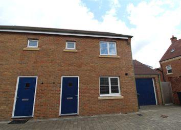 Thumbnail 3 bed semi-detached house to rent in Staldon Road, East Wichel Way, Wichelstowe, Wiltshire