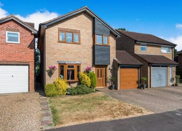 Thumbnail 4 bed detached house for sale in Mulbarton, Norwich, Norfolk