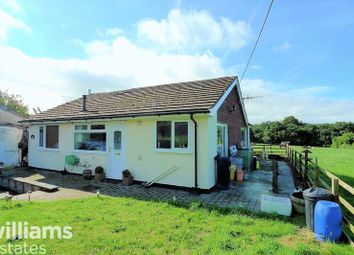 Thumbnail 3 bed detached bungalow for sale in Pentre Celyn, Ruthin