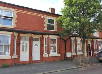 Thumbnail 2 bedroom terraced house for sale in Parkfield Street, Manchester