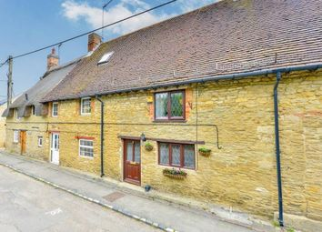 Thumbnail 2 bedroom terraced house for sale in Main Street, Westbury, Brackley, Buckinghamshire