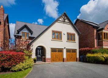 Thumbnail 5 bed detached house for sale in Stonemill Rise, Appley Bridge, Wigan