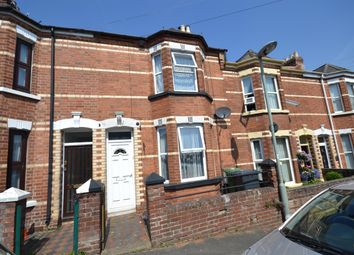 Thumbnail 2 bed terraced house to rent in Woodah Road, Exeter