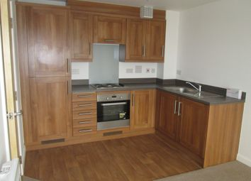 Thumbnail 1 bed flat to rent in Sirius Apartments, Phoebe Road, Copper Quarter