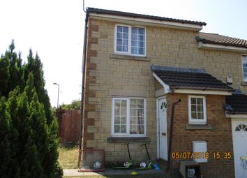 Thumbnail 2 bed semi-detached house to rent in Cwrt Nant Y Felin, Caerphilly