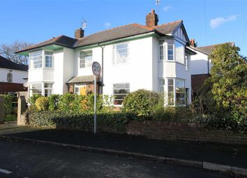 Thumbnail 4 bed detached house for sale in Royal Avenue, Fulwood, Preston