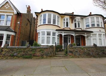 Thumbnail 4 bed semi-detached house to rent in Orpington Road, Winchmore Hill, London