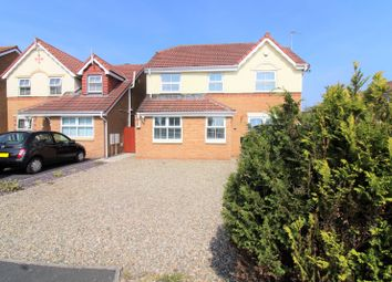 Thumbnail 5 bed detached house for sale in Tower Close, Thornton