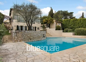Thumbnail 4 bed villa for sale in Cagnes-Sur-Mer, Alpes-Maritimes, 06800, France