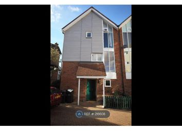 Thumbnail 3 bed semi-detached house to rent in Lindel Court, West Malling
