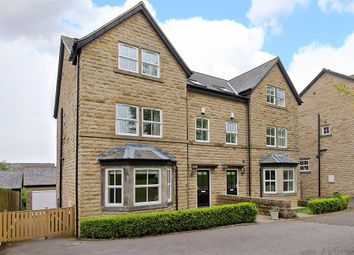 Thumbnail 4 bed semi-detached house for sale in Langford Lane, Burley In Wharfedale, Ilkley