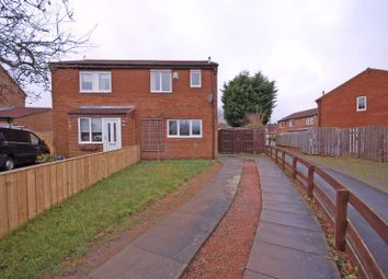 2 bed semi-detached house for sale in Sharnford Close, Backworth, Newcastle Upon Tyne NE27