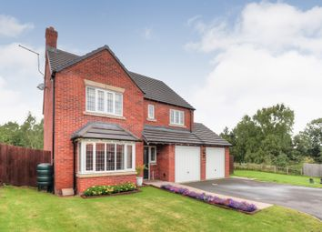 Thumbnail 4 bed detached house for sale in Mill Park, Waymills, Whitchurch