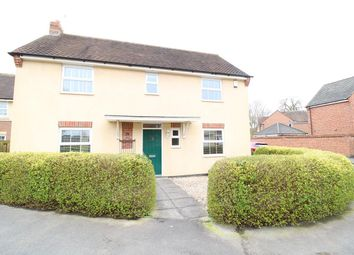 Thumbnail 4 bedroom detached house for sale in Oakfield Road, Fernwood, Newark