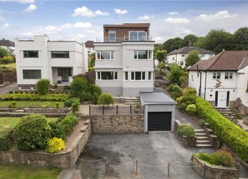 Thumbnail 4 bed detached house for sale in Grange Park Drive, Bingley, West Yorkshire