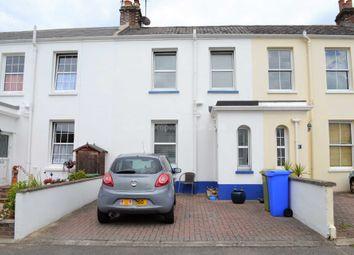 Thumbnail 1 bed cottage for sale in Croydon Terrace, Bellozanne Road, St. Helier, Jersey