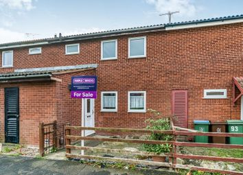 Thumbnail 3 bed terraced house for sale in Witham Way, Aylesbury