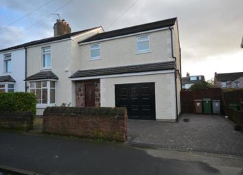 Thumbnail 4 bed semi-detached house for sale in Radnor Avenue, Heswall