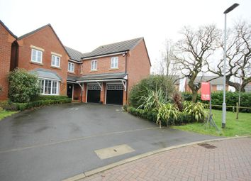 Thumbnail 5 bed detached house for sale in Whinfell Close, Leyland