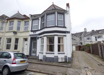 Thumbnail 1 bed flat for sale in Whittington Street, Plymouth