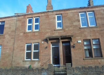 Thumbnail 1 bed flat for sale in Leighton Streeet, Wishaw