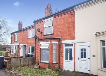 3 bed terraced house for sale in Station Road, North Hykeham LN6