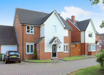 Thumbnail 4 bed detached house for sale in Murray Way, Wickford