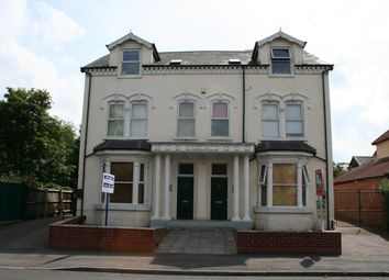 Thumbnail 2 bed flat to rent in Portland Road, Birmingham