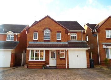 Thumbnail 4 bed detached house for sale in Deer Close, Huntington, Staffordshire